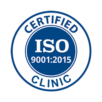AN ISO 9001: 2015 CERTIFIED CLINIC