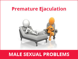 Male Sexual Problems Premature Ejaculation
